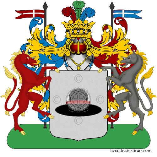 Coat of Arms of family Cappellin