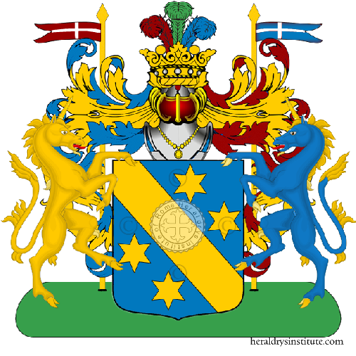 Coat of Arms of family Pantico