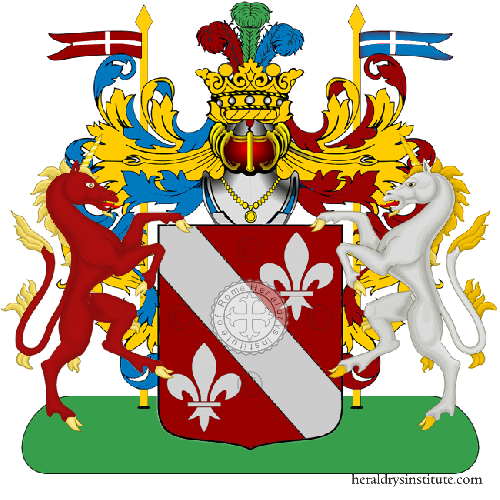 Coat of Arms of family Sorbara