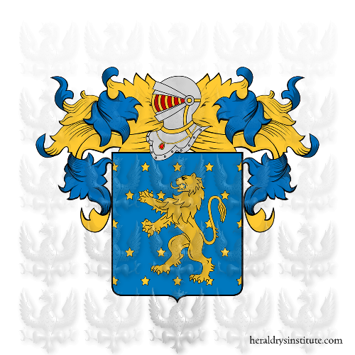 Coat of Arms of family Menegazzo