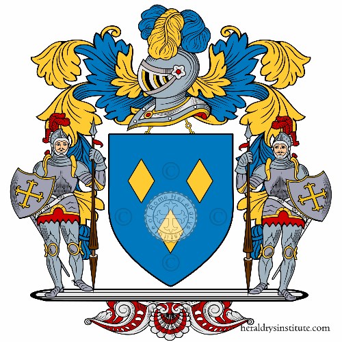 Coat of Arms of family Soccardi