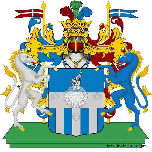 Coat of Arms of family Antobenedetti