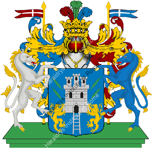 Coat of Arms of family Scanno