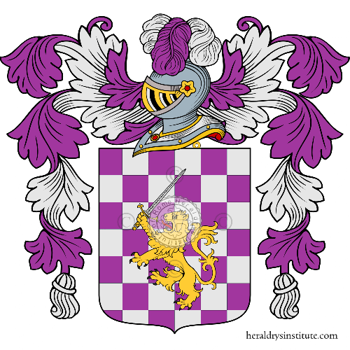 Coat of arms of family Pigliapoco