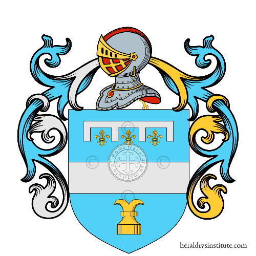 Coat of Arms of family Maestroni