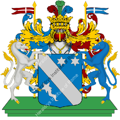 Coat of Arms of family Vianellomannelli