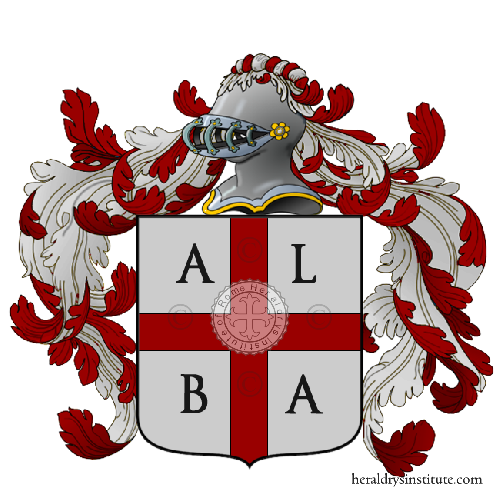 Coat of Arms of family Salba