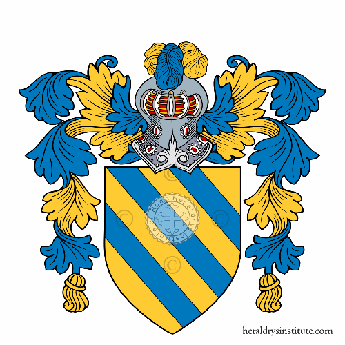 Coat of Arms of family Serreri