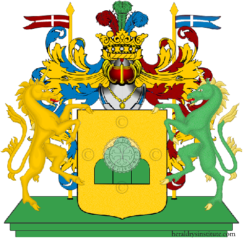 Coat of Arms of family Di Marsico