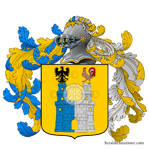 Coat of Arms of family Fumagalli