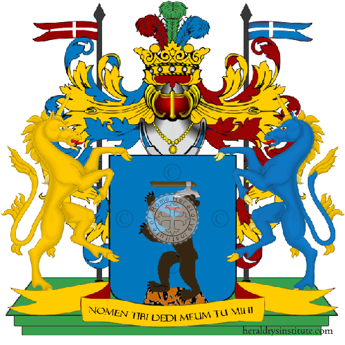 Coat of Arms of family Rampana