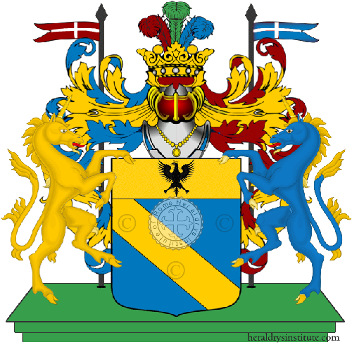 Coat of Arms of family Piviale