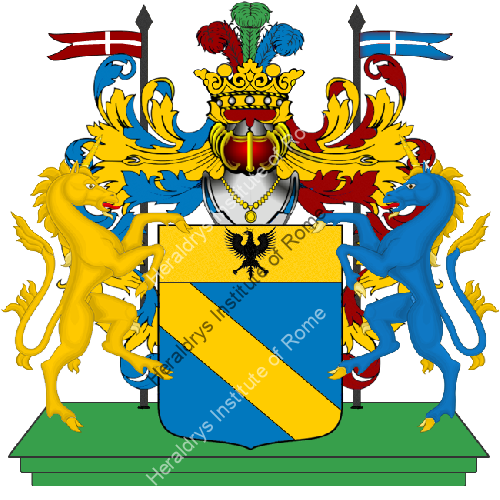 Coat of Arms of family Pividore
