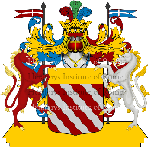 Coat of Arms of family Ragani