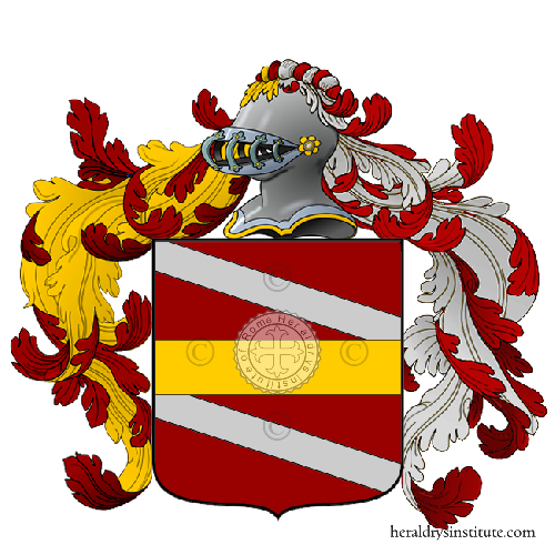 Coat of arms of family Meoni