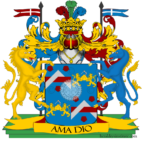 Coat of Arms of family Demasi