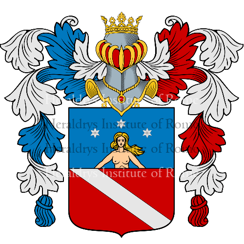 Coat of Arms of family Venturieri