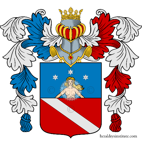 Coat of Arms of family Venturinelli