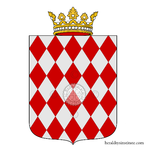 Coat of Arms of family Trimaldi