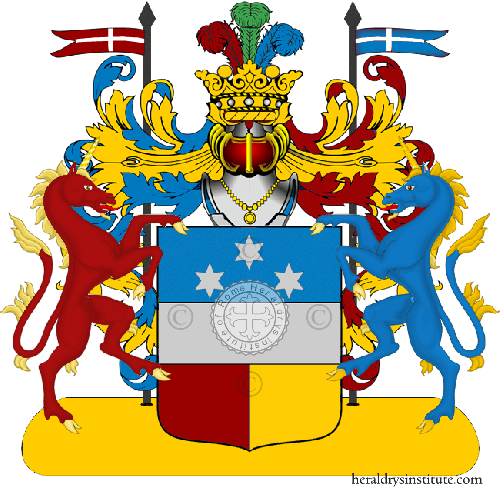Coat of Arms of family Sangilli