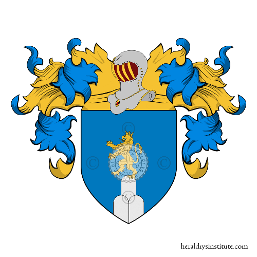 Coat of Arms of family Sesiani