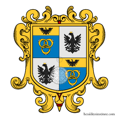 Coat of Arms of family Nardinocchi