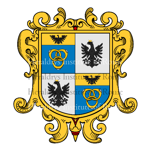 Coat of Arms of family Nardio