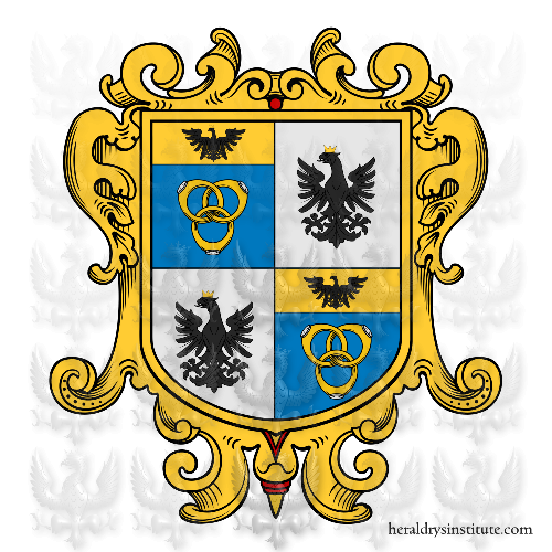 Coat of Arms of family Nardizzi