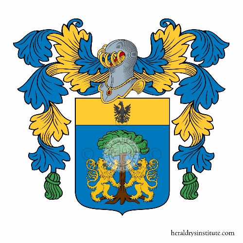 Coat of Arms of family Sarba