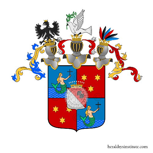 Coat of Arms of family Marzani