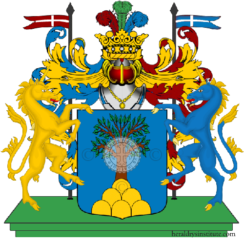 Coat of Arms of family Donti