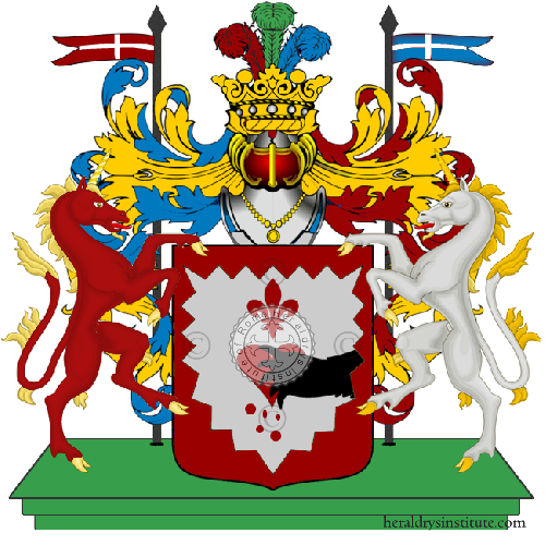 Coat of Arms of family Nusco