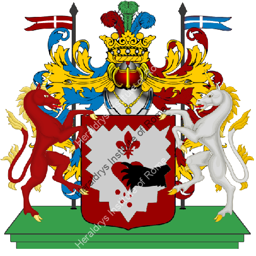 Coat of Arms of family Susco