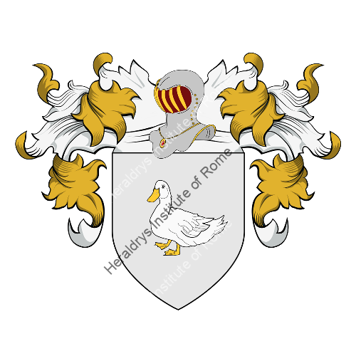 Coat of Arms of family Polone