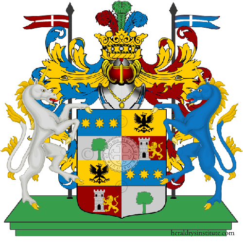 Coat of Arms of family Toto Brocchi