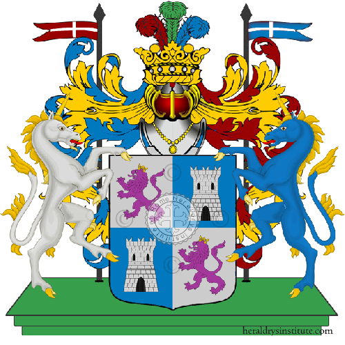 Coat of Arms of family Brocchini