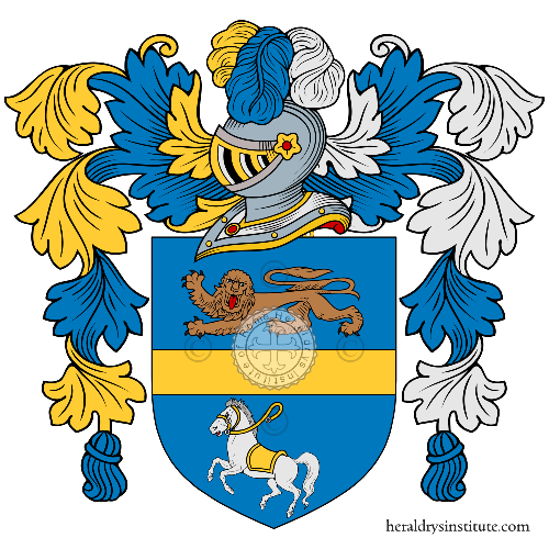 Coat of Arms of family Zullo