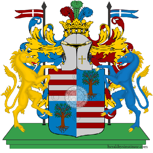 Coat of Arms of family Dellapina