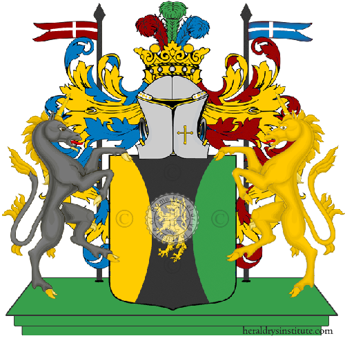 Coat of Arms of family VENEZIA