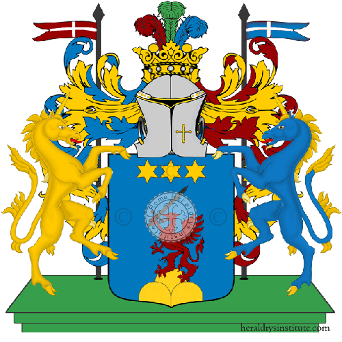 Coat of Arms of family Rodilossi