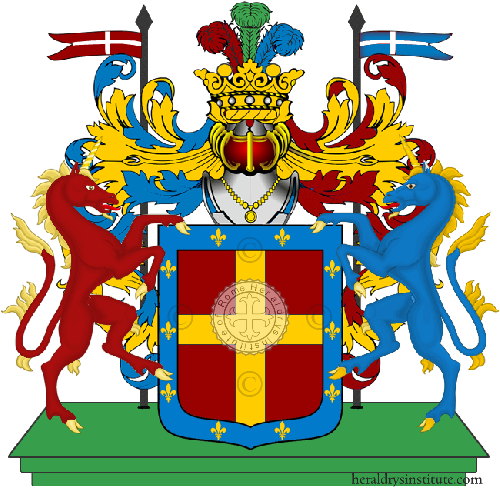 Coat of Arms of family Dottirolla