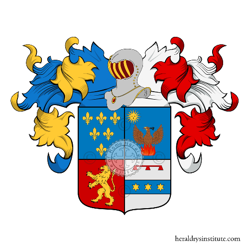 Coat of Arms of family Allotta