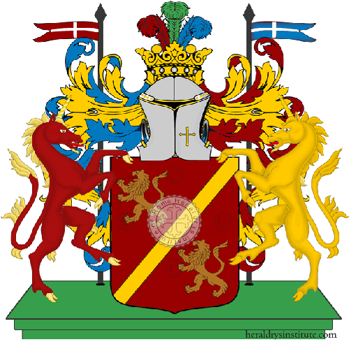 Coat of Arms of family Lacancellera