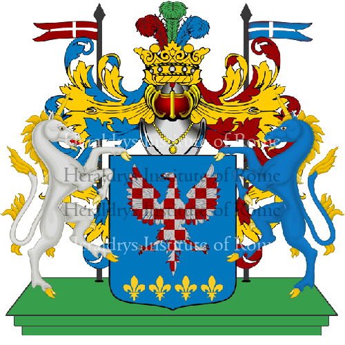 Coat of Arms of family Pampini