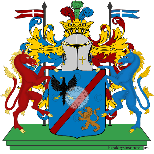 Coat of Arms of family Degortes