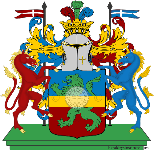 Coat of Arms of family Protani