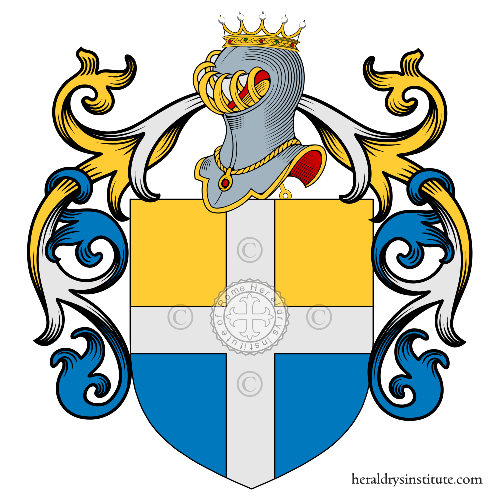 Coat of Arms of family Pati