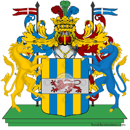 Coat of Arms of family Minazzolis