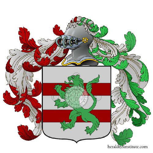 Coat of Arms of family Calosci