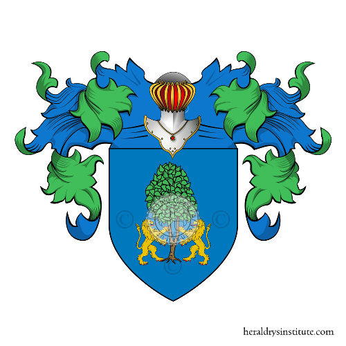 Coat of Arms of family Zimino